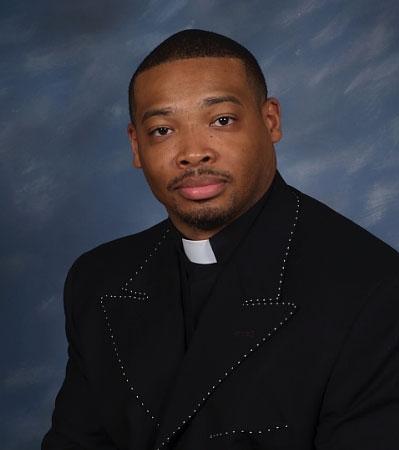 Pastor Kevin Rushing