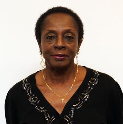 Sis. Jerelene Jones - President Usher Board